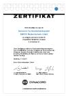 Zertifikat_Dynacord_Mini